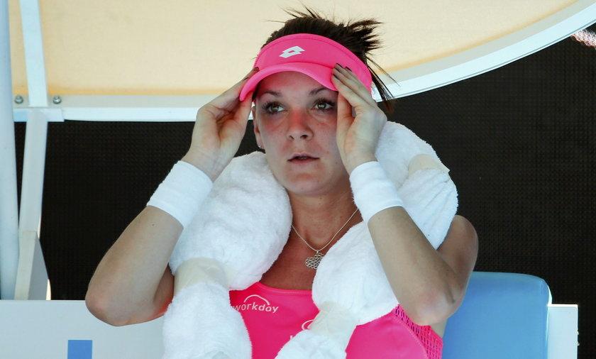 Agnieszka Radwańska awansowała do II rundy Australian Open