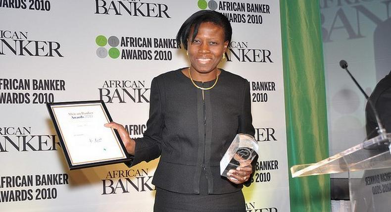 Sola David-Borha, MD/CEO Stanbic IBTC bank