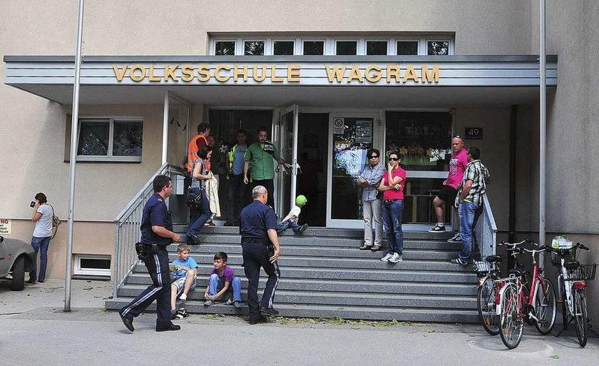 Zabójstwo w Austrii