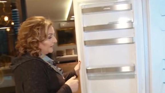 Ana Bekuta frižider