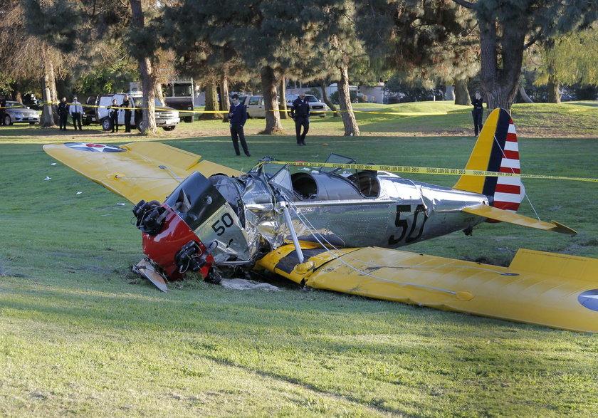 Samolot Harrisona Forda