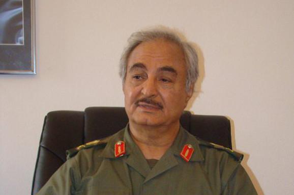 Libijska nacionalna armija pojačala ofanzivu na Tripoli