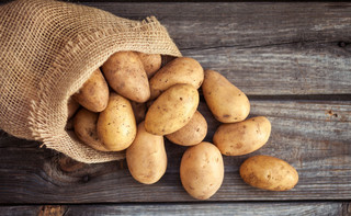 Flaga wskaże konsumentowi, skąd pochodzą ziemniaki