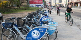 Ogromna popularność rowerów miejskich. W tym roku już 10 tys. nowych użytkowników