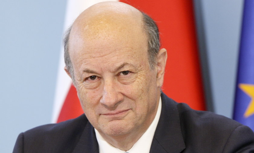 Jacek Rostowski.