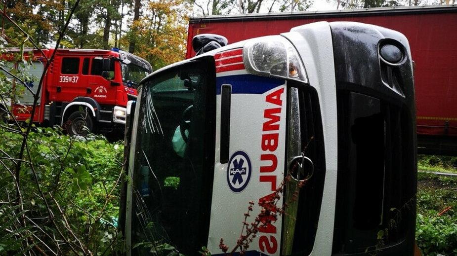 foto: Ochotnicza Straż Pożarna w Kłaninie