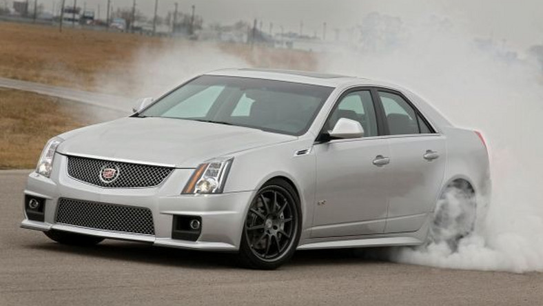 Cadillac CTS-V Hennessey