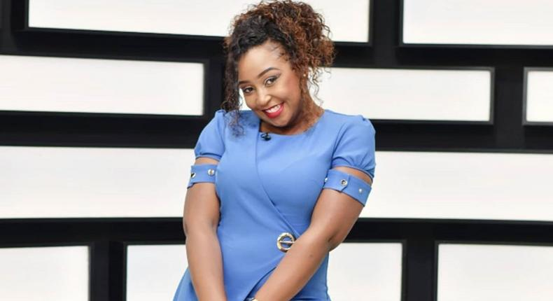 I want a second child - Betty Kyallo opens up, says she prefers divorced guys