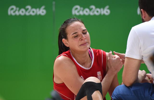 Sonja Petrović očajavala je posle povrede, na kraju je slavila