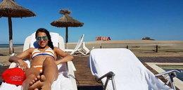 Tropikalne wakacje Jędrzejczyk. Pokazała zdjęcie!