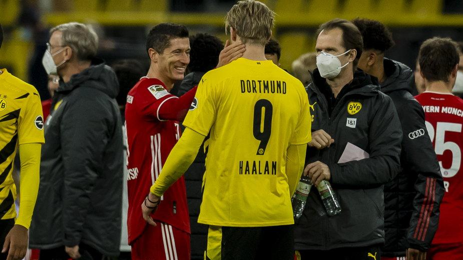 Lewandowski i Haaland