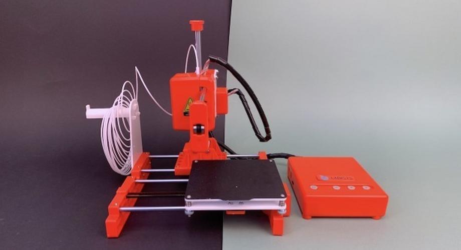 Labists X1 im Test: Was kann der 3D-Drucker für 65 Euro?