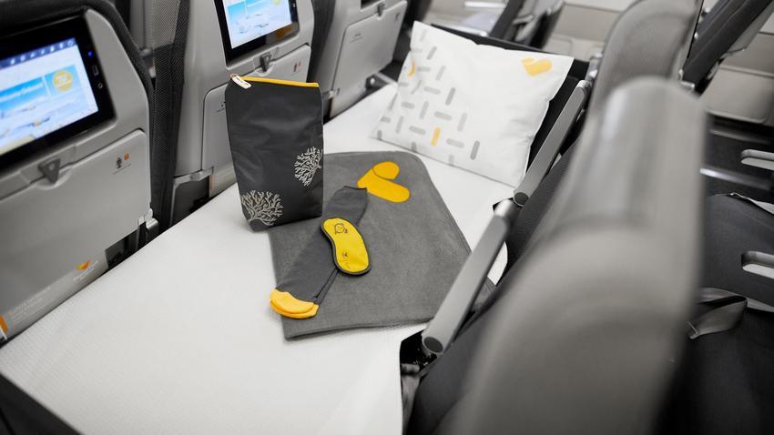 Tanie Linie Wprowadzają łóżka Na Pokładzie Samolotów