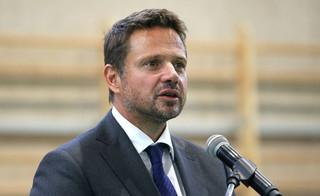 Rafał Trzaskowski powołał komisję ekspertów, która ma wyjaśnić przyczyny awarii w Czajce