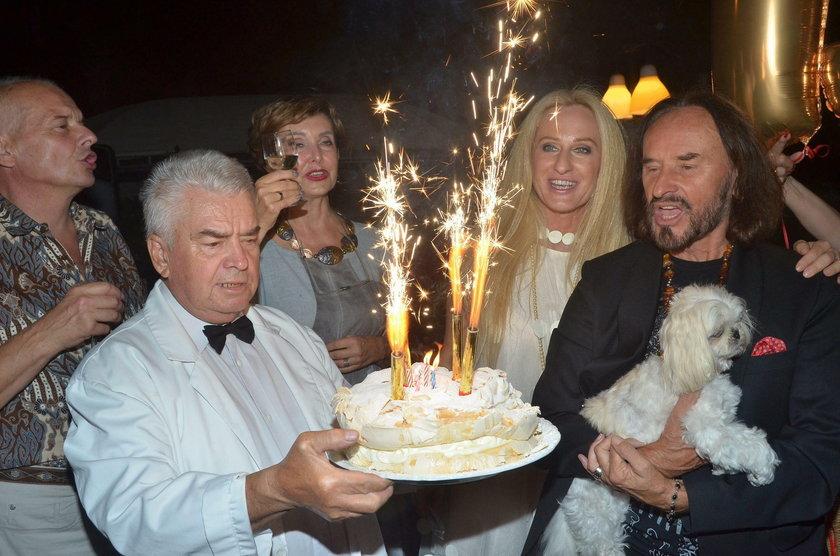 75 urodziny Stana Borysa