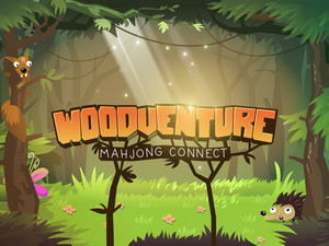Woodventure: Mahjong Connect