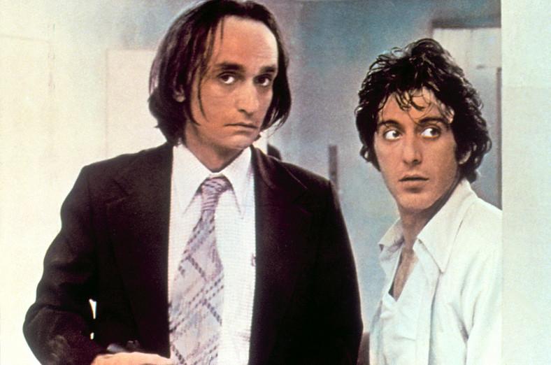 """John Cazale i Al Pacino w filmie """"Pieskie popołudnie"""""""