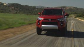 4Runner - nowy SUV Toyoty