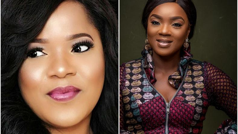 Toyin Abraham [Ghafla] and Chioma Akpotha [chioma akpotha] have featured in the same movie for the second time in two years.