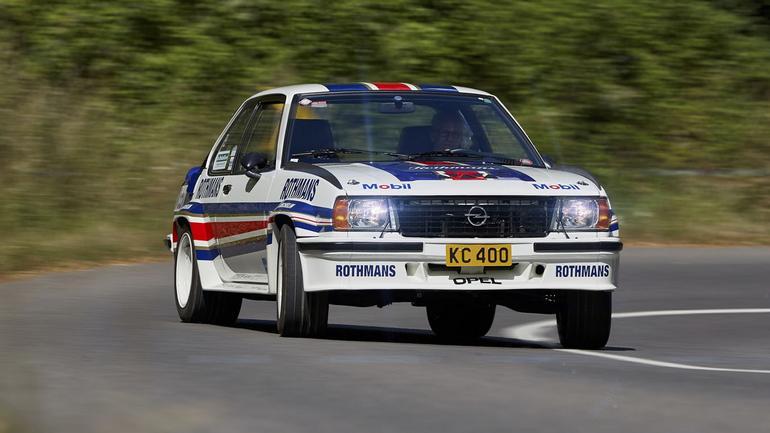 Opel Acona 400 - mistrzostwo zawdzięcza 16V