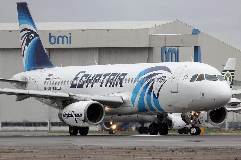 Katastrofa samolotu EgyptAir. Odebrano sygnał z czarnych skrzynek