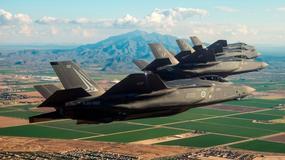 Norweskie F-35 wysyłają poufne informacje na serwery w USA