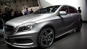 Mercedes Klasy A kusi bardziej niż Golf VII