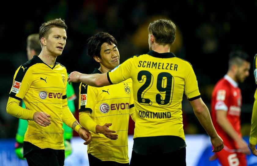 Tragedia na meczu Borussii Dortmund. Kibic zmarł na trybunach