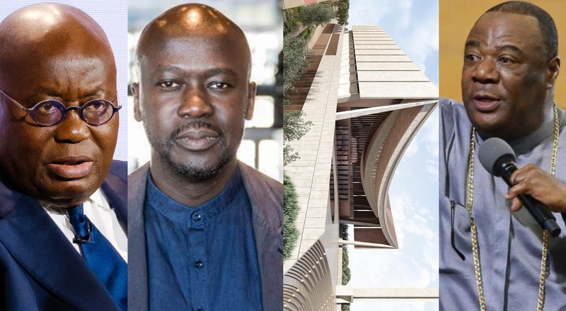 We won't worship in National Cathedral designed by Sir David Adjaye - Clergyman to Akufo-Addo