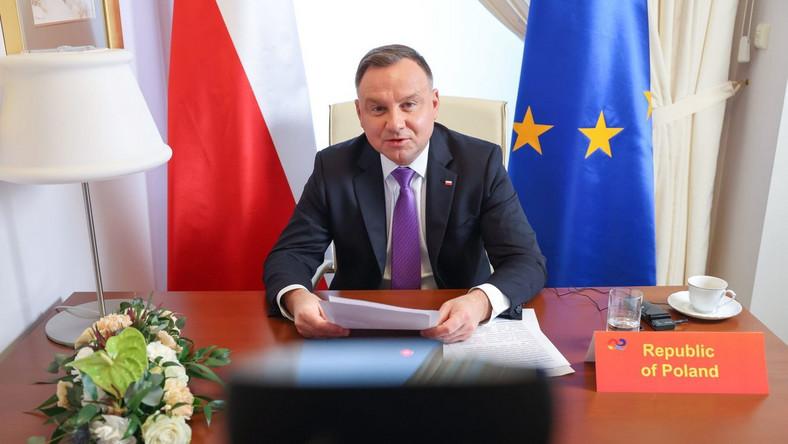 Andrzej Duda KPRP/Jakub Szymczuk