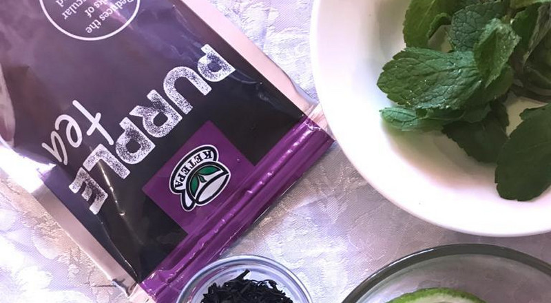 A world of wellness teas, why you should start with KETEPA Purple tea