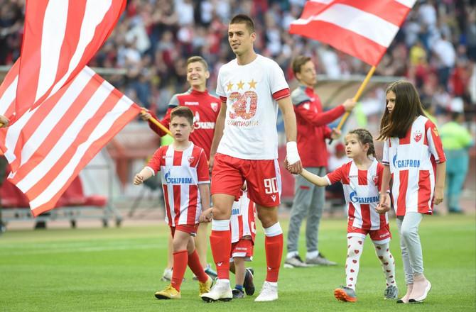 Vujadin Savić sa decom