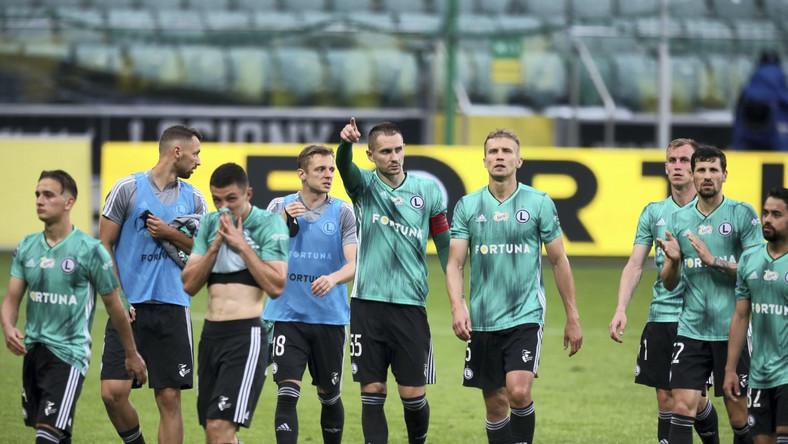 Legia zagra w Białymstoku