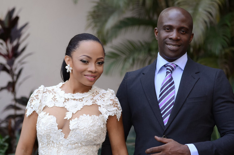 March 2016, Toke Makinwa after all the messy infidelity scandal surrounding the escapades between her husband, Maje Ayida and his longtime girlfriend, Anita Solomon which even resulted in a pregnancy filed for a divorce, claiming she couldn't go on with the relationship.