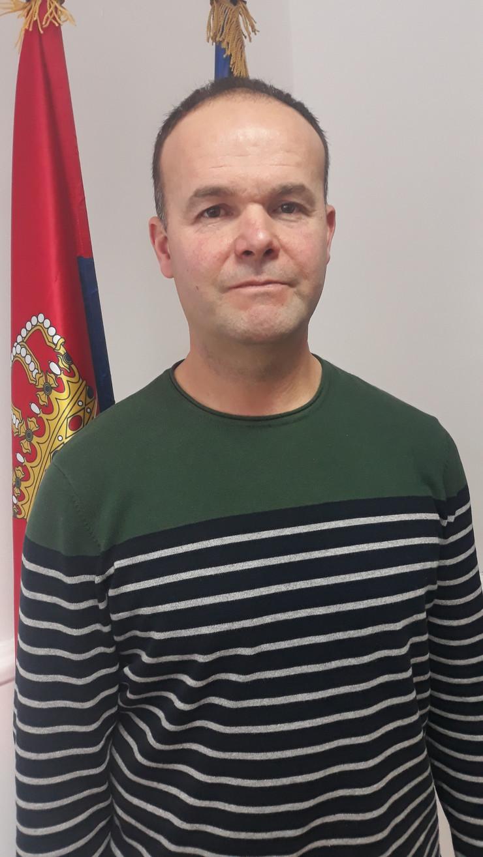 Inspektor Zlatko Novović
