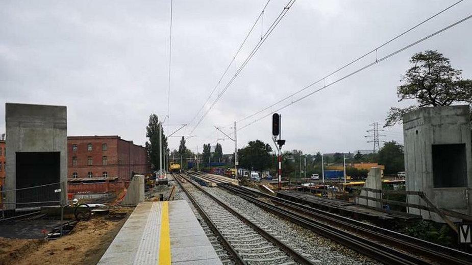 Nowa stacja kolejowa