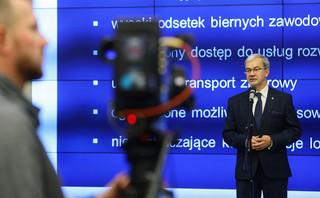 Kwieciński: Projekt zniesienia limitu 30-krotności składki ZUS zapewni ponad 5 mld zł