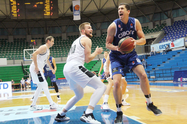 KK Cibona, KK Partizan