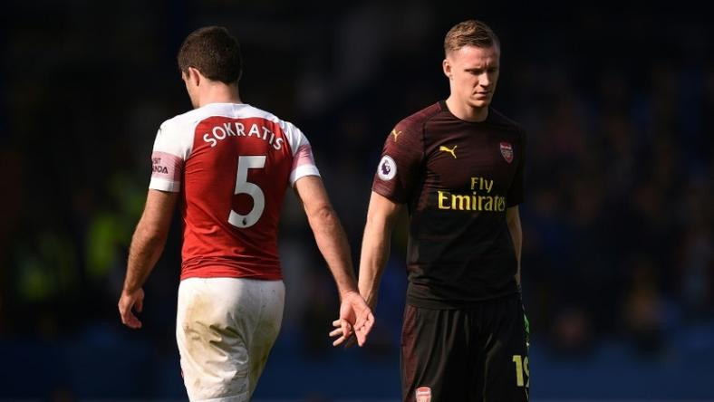 Arsenal suffered a damaging defeat at Everton, but Unai Emery is confident of their top-four chances