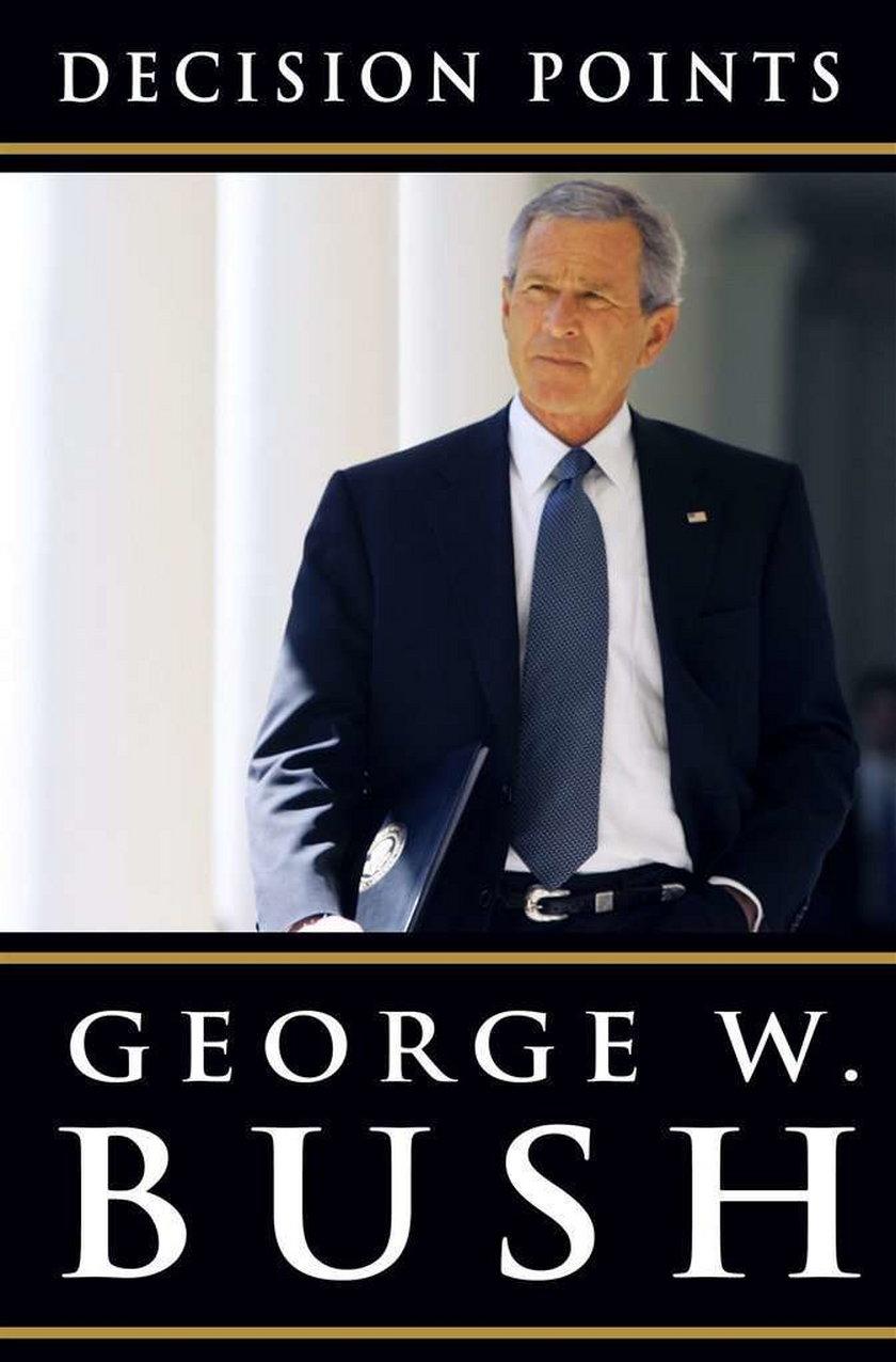 bush, autobiografia