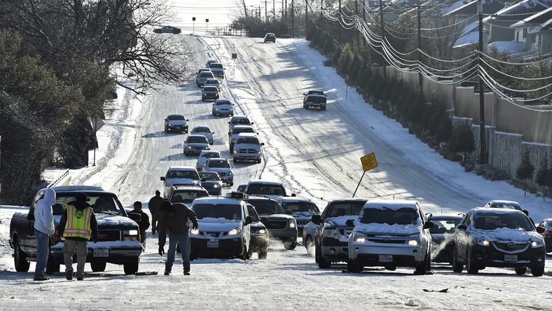 Zima w Teksasie