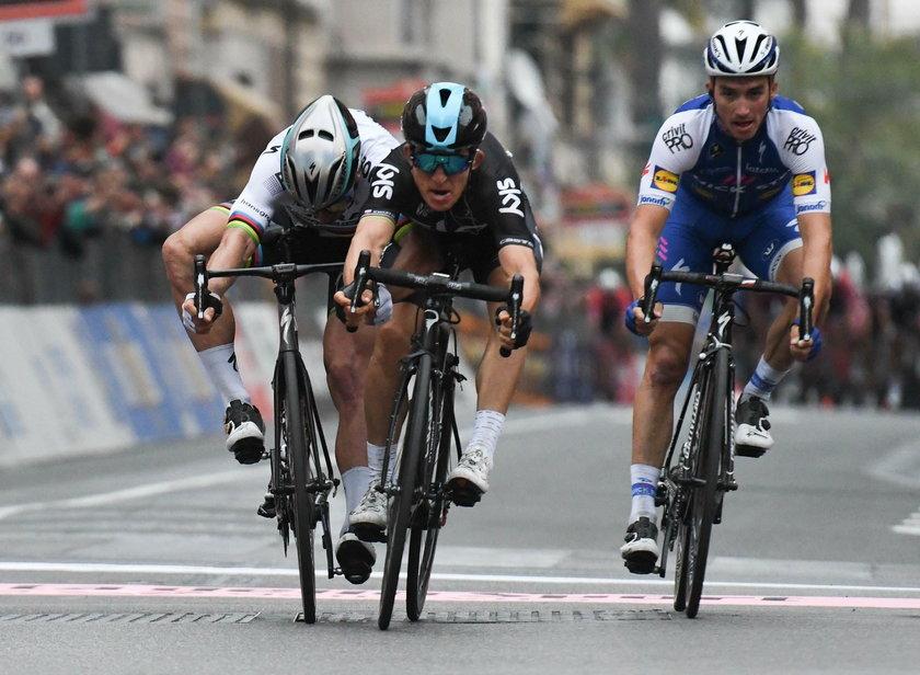 Polski kolarz dokonał wielkie rzeczy
