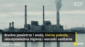 Raport WHO: dzieci giną przez skażenia środowiska