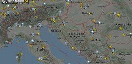 Pokazali, co dzieje się teraz nad Włochami. Porównanie wprawia w osłupienie