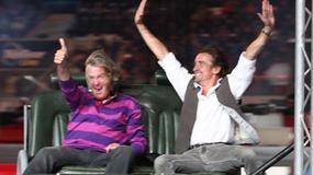 Motocykle gwiazd Top Gear na sprzedaż