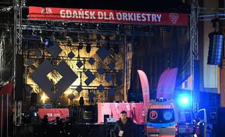 Paweł Adamowicz dźgnięty nożem na scenie podczas finału WOŚP. Stan prezydenta jest ciężki