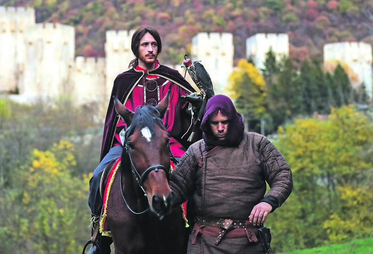 Serija, srpski vitezovi
