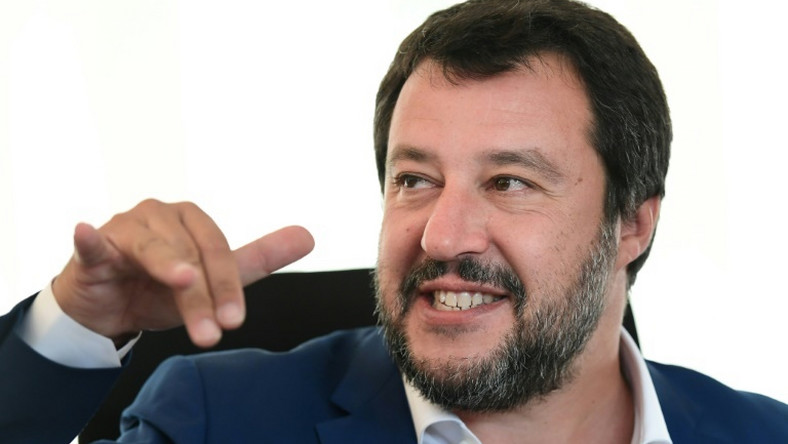 Salvini often derided southern Italians before his northern-separatist party became a national entity