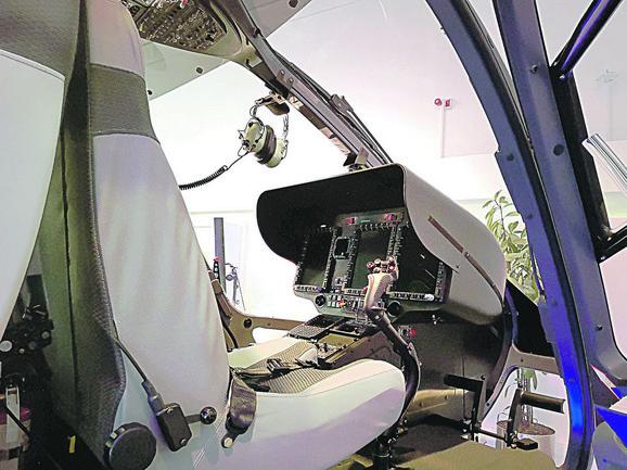 Vojni helikopter H 145 M