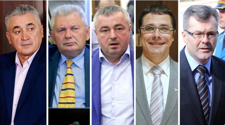Političari, najviše funkcija, kombo